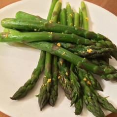 Springtime asparagus!