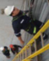 Trabajos verticales Chile