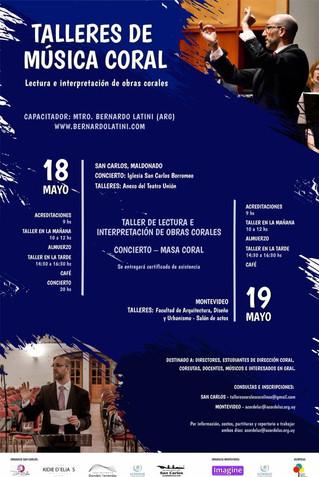 Uruguay. Talleres de Música Coral