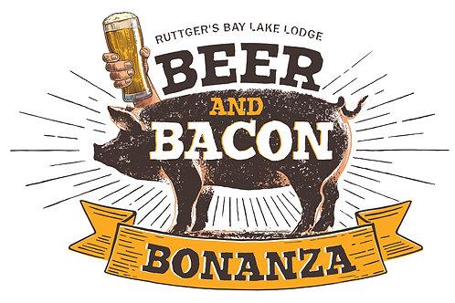 Beer and Bacon Bonanza, June 20
