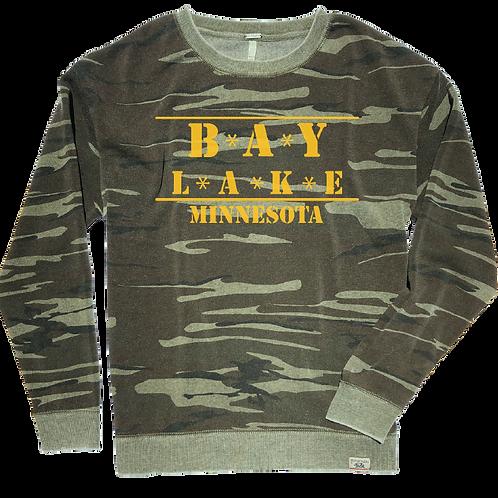 Women's Bay Lake Crew Sweatshirt