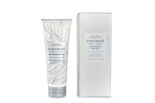 Coconut Ambre Vanille 3.2oz Ultra-Hydrating hand creme
