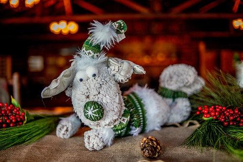 Laying Down Reindeer