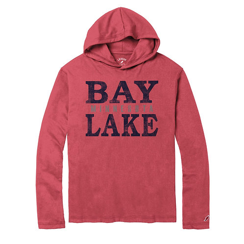 Men's Bay Lake Long Sleeve Tee