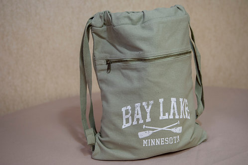 Canvas Bay Lake Bag
