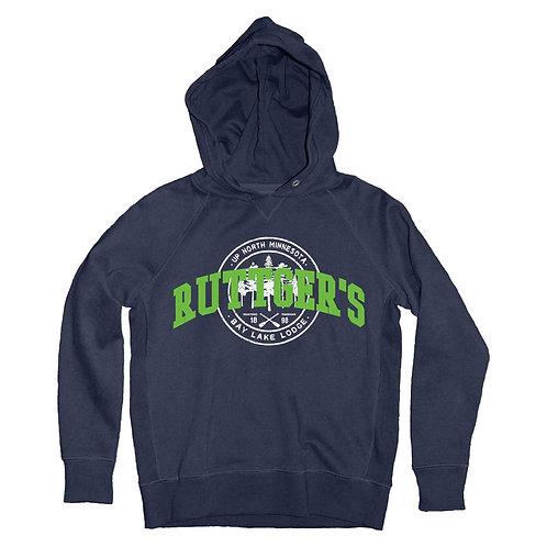 Youth Ruttger's Sanded Fleece Pullover Hood