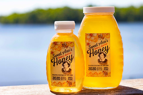 Sweet Ann's Small-Batch Honey