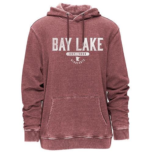 Bay Lake Vintage Hoodie