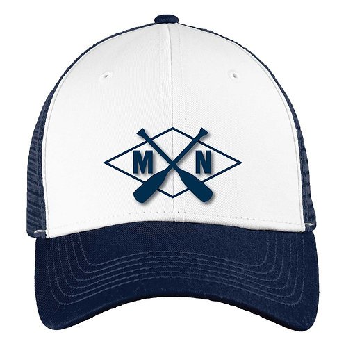 White Minnesota Hat