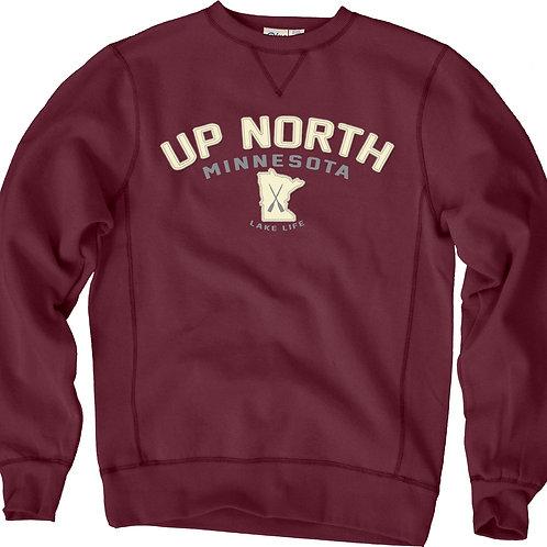Up North Minnesota Crew Sweatshirt