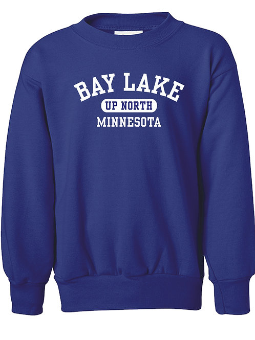 Youth Bay Lake Crew