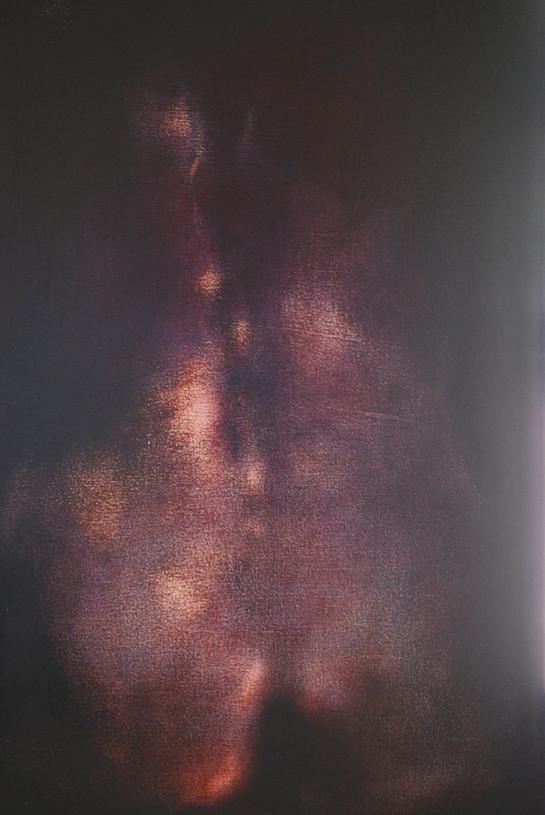 Back-Female Figure