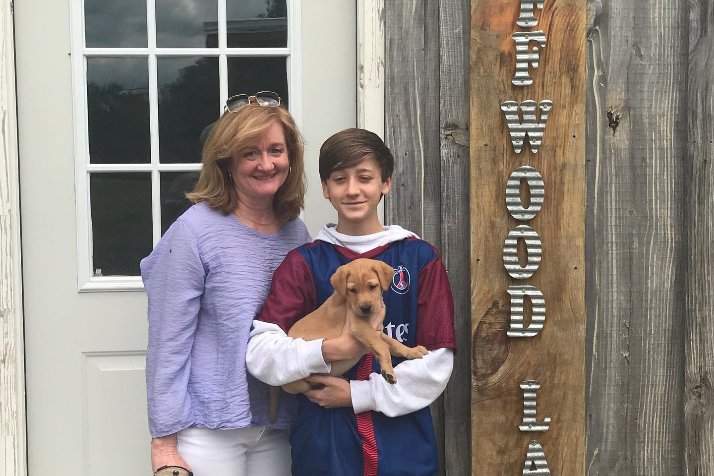 Ginger joins the Barranco Family