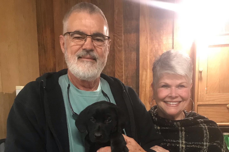 Tux joins the Steves family