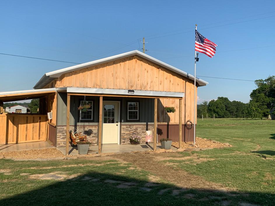 Ruffwood Labs-office
