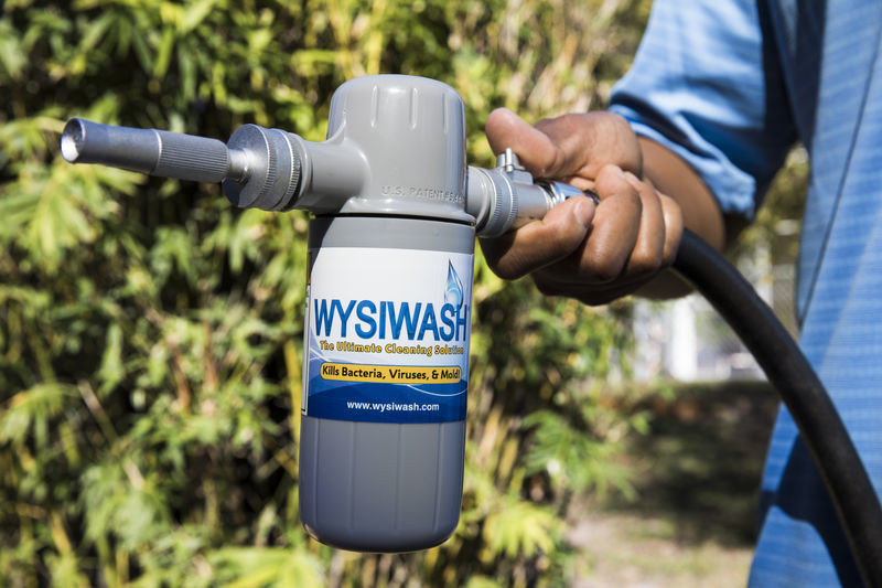 Wysiwash Sanitizing System - Ruffwood Labs - Alabama Lab Puppies