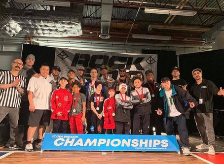 Competitive Breakin' League 2019 National Championships