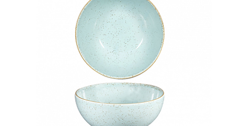 Bowl Churchill Stonecast, Round, Duck Egg Blue