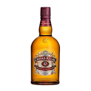 Chivas Regal Aged 12 Years Scotch Whisky, 700ml