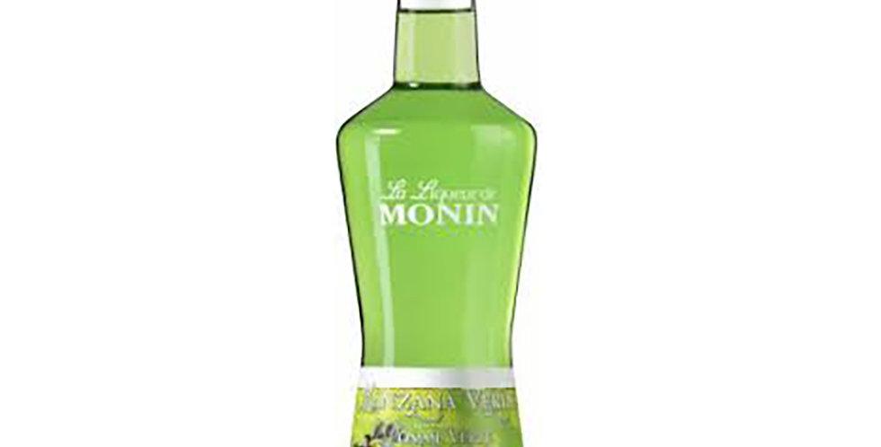 Monin Green Apple Liqueur, 700ml