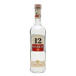 12 Ouzo, 1L