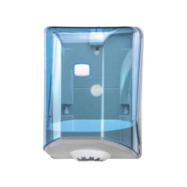 Center Pull Towel Paper Dispenser Medial International Wave, 2 Colors