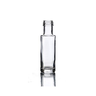 Bottle Dorica, Glass, Clear, 100ml, 31.5x18