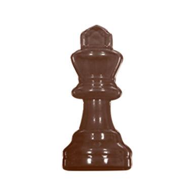 Chess Game Pieces Mold Martellato, Thermoformed Plastic, 12 pcs