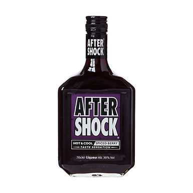 After Shock Hot & Cool Spiced Berry Liqueur, 700ml