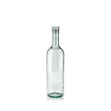 Bottle Bordolese Aurora, Glass, Half White, 750ml