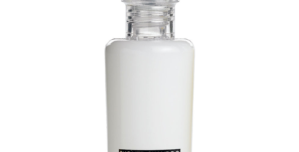 Shower Gel/Shampoo in Bottle Leone, 100pcs, White, 30ml