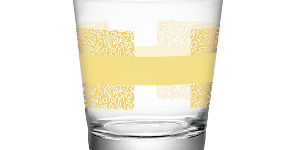 Water Glass Bormioli Rocco Naturalmente, 3 Colors, 238ml