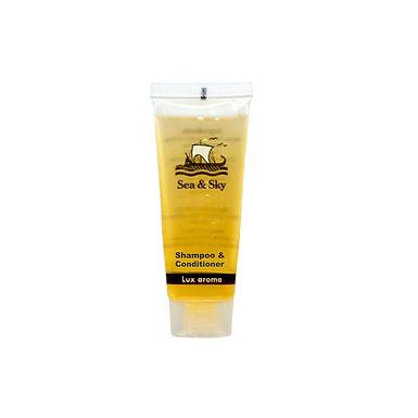 Shampoo & Conditioner Sea & Sky, Tube, 30ml