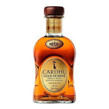 Cardhu Gold Reserve Scotch Whisky, 700ml