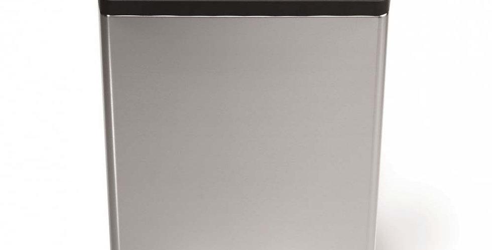 Pedal Bin simplehuman, Rectangular, Fingerprint-Proof Stainless Steel, 50L