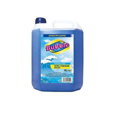 Universal Detergent Bubble, Sea Breeze Perfume, 4L