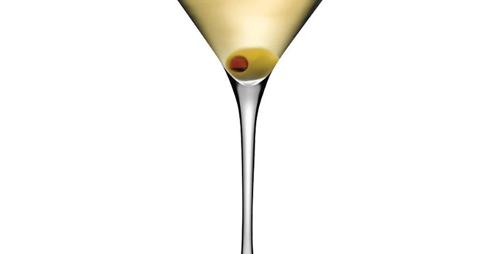 Martini Glass Nude Vintage, Crystal, 290ml