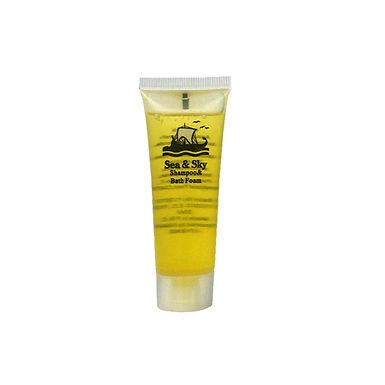 Shampoo & Shower Gel Sea & Sky, Tube, 30ml