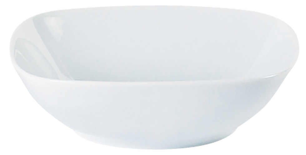 Bowl Gural Porselen Mimoza, Porcelain, White, 3 Sizes