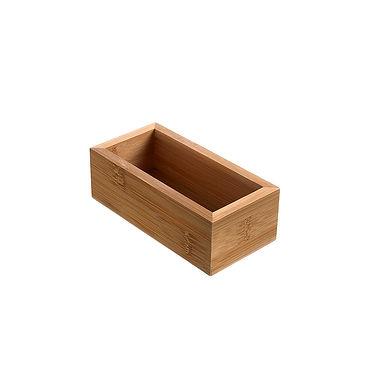 Buffet Box Leone, Bamboo, Natural, 1 pc, 7.7x15.3x5cm