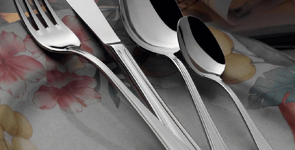 Butter Spreader Salvinelli Inglese, Inox 18-10, 2.5mm, 155mm