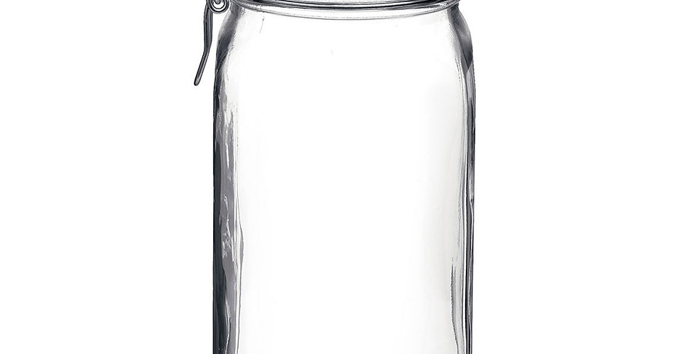Jar Bormioli Rocco Fido, with Hermetic Lid, 1500ml