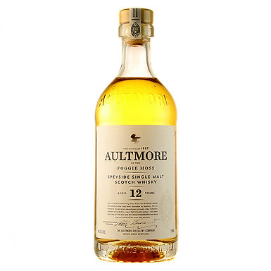 Aultmore Aged 12 Years Scotch Whisky, 700ml