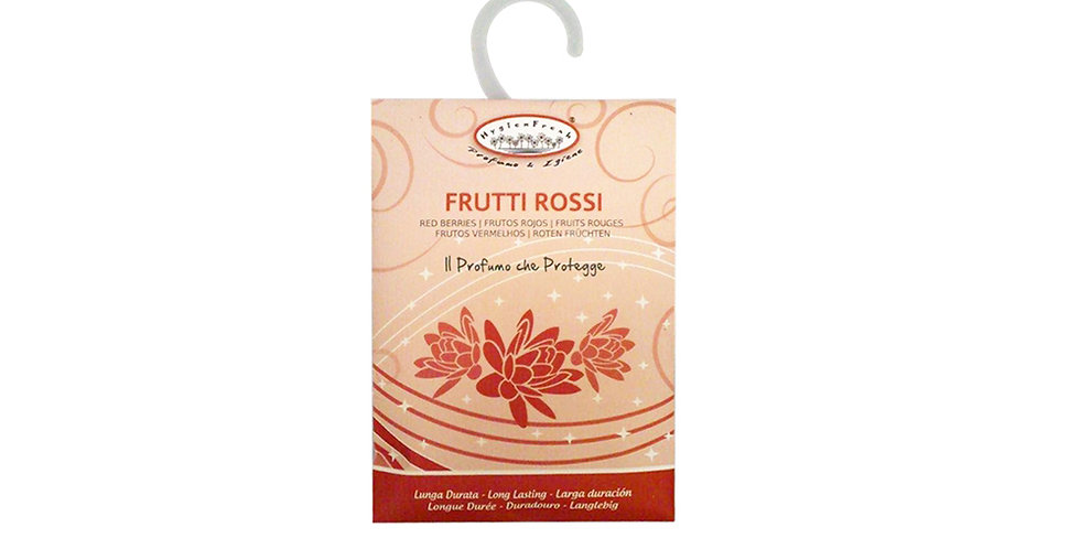 Aromatic Tablet for Wardrobe Hygien Fresh Red Fruits