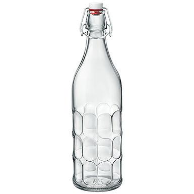 Bottle with Hermetic Lid Bormioli Rocco Moresca, 1000ml