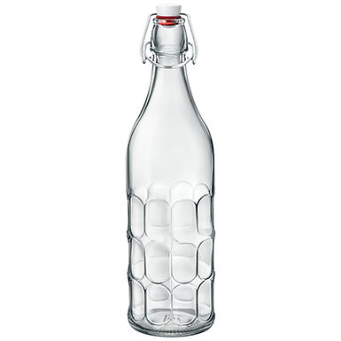 Bottle with Hermetic Lid Bormioli Rocco Moresca, 1000ml