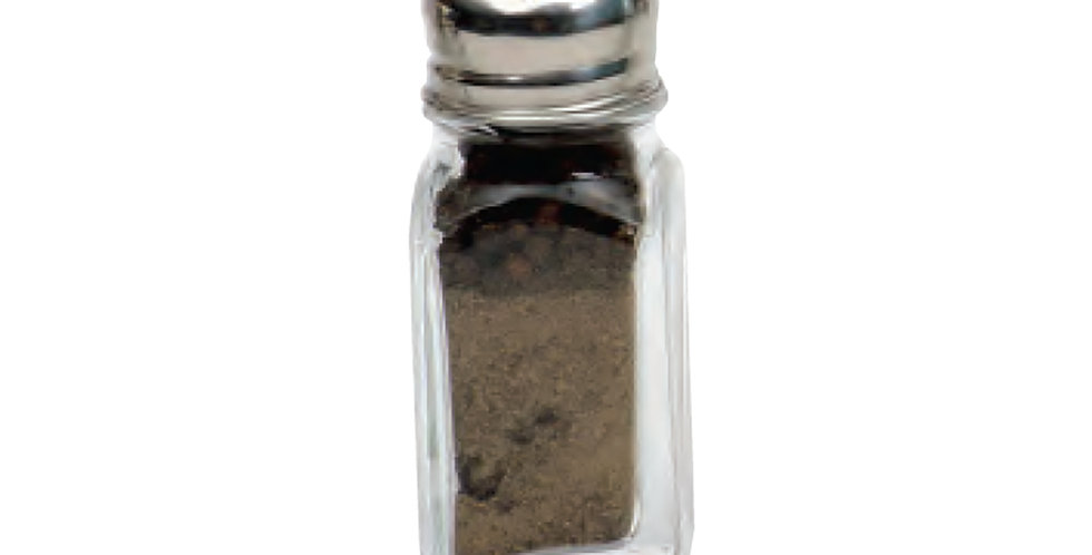 Salt or Pepper Shaker, 1pc.