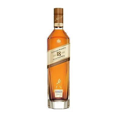 Johnnie Walker Aged 18 Years Scotch Whisky, 700ml