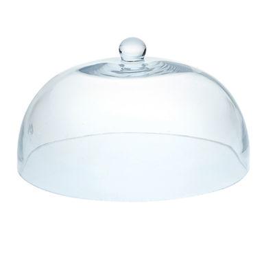 Glass Bell Leone, 1 pc, Ø27.3x14.5cm