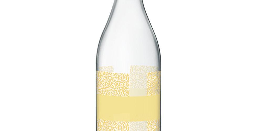 Bottle with Hermetic Lid Bormioli Rocco Naturalmente, 3 Colors, 1000ml